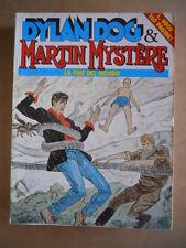 DYLAN DOG & Martin Mystere La Fine del Mondo Edizione Bonelli    [G364]