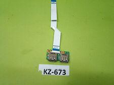 HP Pavilion dv6 - 1220eg USB placa con cable ansclhuss #kz-673