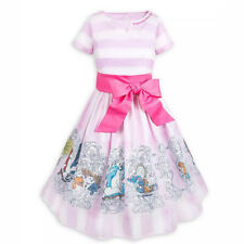 New Disney Parks The Dress Shop The Aristocats Women's Pink Striped Dress XS-3X