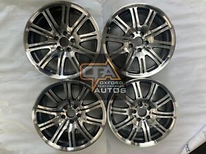 """Genuine 19"""" BMW E46 M3 Alloy wheels - professionally refurbished - *Yours 4 Ours"""