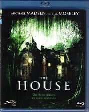 The House , Torture Killer , Blu_Ray Region B, 100% uncut , new , Michael Madsen