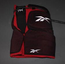 US$$85 Reebok 7K JR Roller Hockey Girdle - Size JR M (Medium) - Black / Red NEW