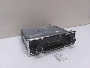 Mercedes-Benz Becker Europa II Radio W108 W109 W114 W115 W113 R107 C107