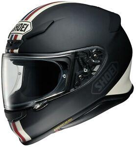 Shoei Nxr Month Supply TC-10 Motorcycle Full Face Helmet NEW XS
