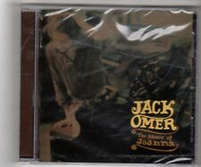 (HQ649) Jack Omer, The Music Of Joanna - 2013 Sealed CD