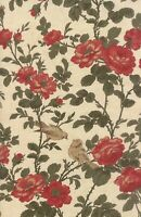 """Moda 3 Sisters Fav Vanilla Floral Quilting Fabric 100% Cotton 44"""" Wide SBY"""