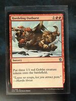 Hordeling Outburst   VO -  MTG Magic (NM)