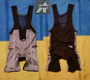 ● ASSOS SWISS MADE TRIATHALON CYCLING ONE PIECE SUIT SIZE MEN'S ADULT M ●
