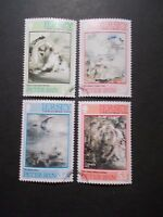 Jersey 1991 Commemorative Stamps~Christmas~Very Fine Used Set~UK Seller