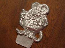 "RAT FINK LICENSE PLATE TOPPER  ED ""BIG DADDY"" ROTH VON DUTCH HOT ROD LED SLED"