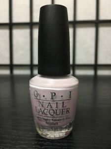 OPI P14 STEADY AS SHE ROSE nail polish lacquer 15 ml .5 fl oz