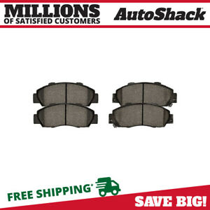 Front Metallic Brake Pads for 1997-2001 CR-V 1991-2002 Accord 1995-1998 Odyssey