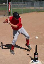 Hit Zone Baseball - Softball Air Tee! Model Hz-1B - Ball Floats In Mid Air!
