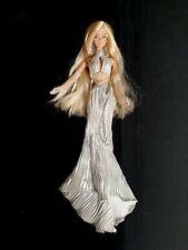 BARBIE bambola-doll-puppe-poupee - Gone platinum barbie