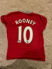 Manchester United Home Wayne Rooney Jersey