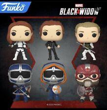 Funko Pop! Marvel: Black Widow Movie (In Stock) Vinyl Figures