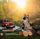 OOAK Dollhouse 1:12 GERMAN SHEPHERD Dog HANDMADE SCULPTURE by Naumenko IGMA memb