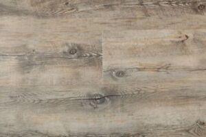 8.7mm Luxury Vinyl Plank Flooring Click 100% waterproof w/ underpad: SAMPLE ONLY