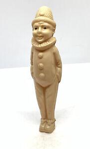 "Cream Antique 1920's Irwin Celluloid Clown Jester Elf 7""  Tall Doll"