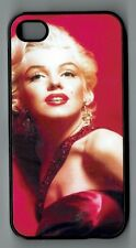 Marilyn Monroe - cell phone cover for the iPhone 4 - Red Dress