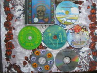 Grateful Dead Lot of Tribute CDs 7 Total See Listing for More Info Discs Only