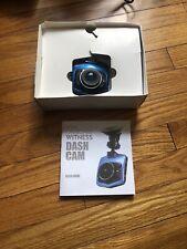 Pilot Automotive 1080p Dashboard Blue Camera dash WM-2008-8GBSDM NEW OPEN BOX