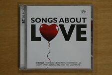 Songs about Love - Black Eyed Peas, U2, Taylor Swift  (Box C267)