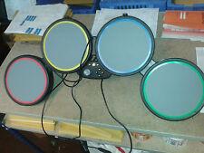 Xbox 360 * banda De Rock Oficial De Repuesto 4 X Unidad de pad de batería parte Rockband tambores