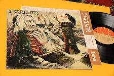 I VIULAN GUCCINI LP LUNA 1°ST ORIG 1981 EX CON INNER TESTI !!!!!!!!!