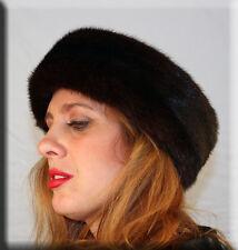 New Rustic Mink Fur Headband - Efurs4less