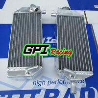 GPI radiator Suzuki RM125 RM 125 2-stroke 2001-2008 01 02 03 05 04 06 07 08 2008
