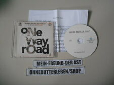 CD Rock John Butler Trio - One Way Road (1 Song) Promo WEA Presskit