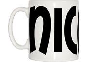 Nicola name Mug