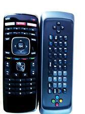 New VIZIO 3D XRT303 TV Remote dual side keyboard with Netflix amazon M-GO Key