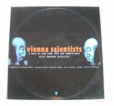 "VIENNA SCIENTISTS ""Trash"" (Vinyle Maxi 45 t / EP) 1999"