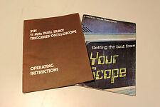 LeCroy 3131 Oscilloscope Operator's Manual - Manuale operatore oscilloscopio