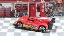 HOT WHEELS 2000 VINTAGE FERRARI 333 SP FIRST EDITIONS RED BEAUTIFUL CAR MUST SEE