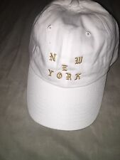 Kanye West The Life Of Pablo Hat New York Official Exclusive , Yeezy Season 3