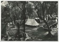 LA SPEZIA (062) - LERICI il Camping di Maralunga (auto) - FG/Non Vg
