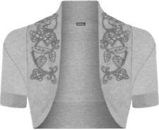 Altro maglie da donna in cotone grigio