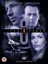 The X Files Season 8 DVD 1994 by David Duchovny Gillian Anderson Chris C.