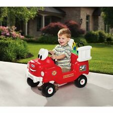 Little Tikes Spray  Rescue Fire Truck W
