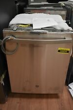"""Ge Ddt700Ssnss 24"""" Stainless Fully Integrated Dishwasher Nob #93834 Hrt"""
