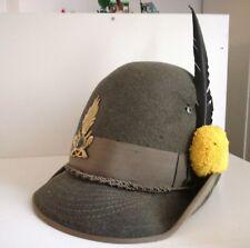 Cappello alpino GUARDIA DI FINANZA no WWII