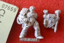 Warhammer 40k Space Marines Apothecary GW Metal Figure WH40K Space Marines OOP Y