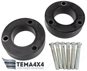 Front strut spacers 30mm for SsangYong ACTYON KYRON REXTON RODIUS