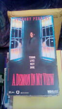 A Demon In My View RARE Vidmark 1992 VHS Anthony Perkins serial strangler horror