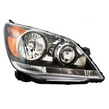 Passengers Halogen Headlight Lens Housing Assembly for 08-10 Honda Odyssey