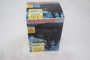 MarineLand Bio-Wheel Penguin 75 GPH Power Filter, Size 10-Gallon