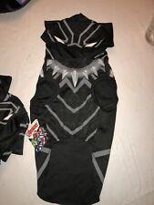 Marvel Avengers Black Panther Dog Costume. Small